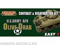 MS03 Набор OLIVE DRAB MODULATION SET