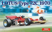 20001EBB Team Lotus 72C 1970