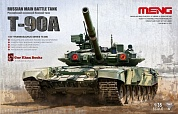 TS-006 Russian Main Battle Tank T-90A