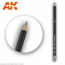 AK10027 Карандаш для везеринга Watercolor Pencil Concrete Marks (Box - 5 units)