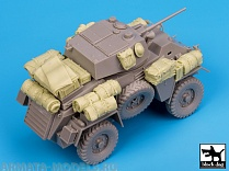 BDT35059 1/35 British Humber Mk IV accessories set (BRONCO)