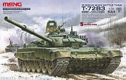 TS-028 RUSSIAN MAIN BATTLE TANK T-72B3