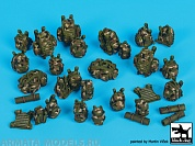 BDT35173 1/35 French equipment accessories set