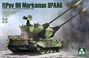 2043Т  Finnish Self Propelled Anti Aircraft Gun ltPsv 90 Marksman SPAAG 1/35