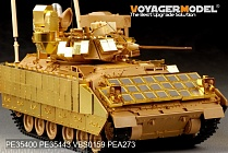 PE35400 Набор фототравления для Modern US M2A3  Infantry Fighting Vehicle w/ERA Basic(For TAMIYA 35264)