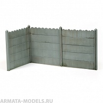 35-0068  Concrete Fence, Type 1