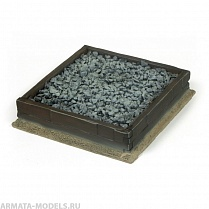 35-0058-A  Railroad Ballast Tub