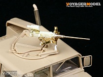 VBS0202 Набор  для 1/35 Modern US Browning M2HB GP Machine Gun & Optical Collimator Set