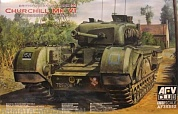 AF35S52 Танк Churсhill MK VI/75mm