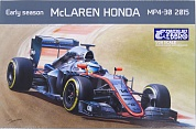 20013EBB McLaren HONDA MP4-30 2015 Early season