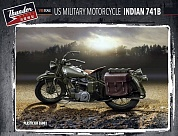 TM35003 US Military Indian 741B (2 kits in box)